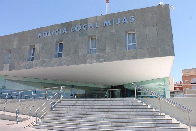 Jefatura de la Policía Local de Mijas