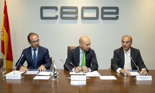 Presentación de la nueva línea de crédito de Cofides