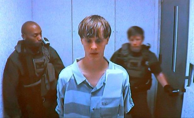 Dylann Roof se declara inocente de homicidio en el primer grado (News Pool/REUTERS)