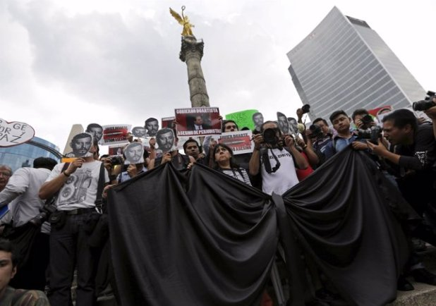 México, Distrito Federal (Foto: Henry Romero /REUTERS)