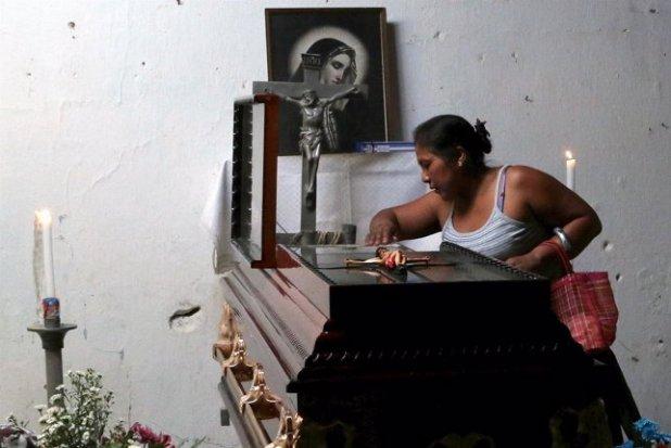 Stringer México / REUTERS