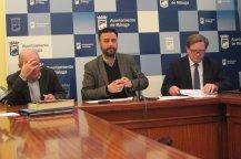 Concejal Medio Ambiente Raúl Jiménez presenta datos encuesta limpieza