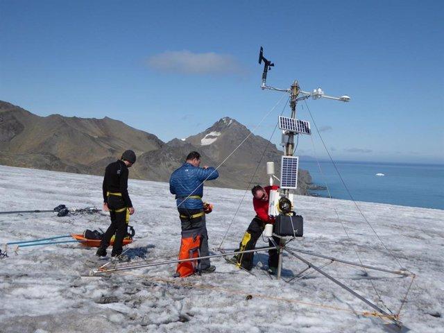 La Antártida registró en enero su primera ola de calor, según el ...