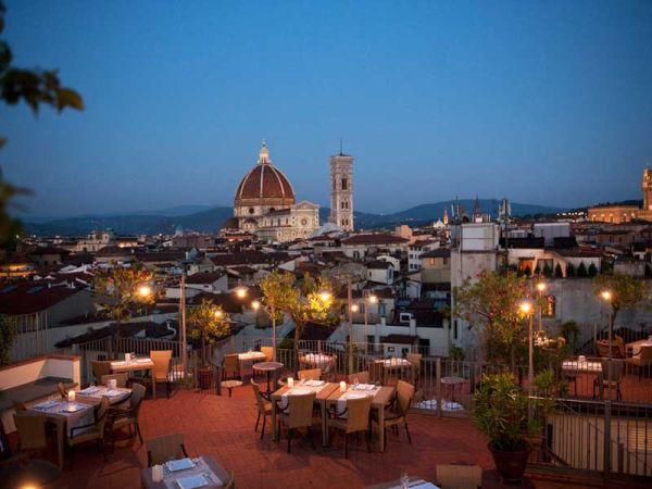 Aperitivo in terrazza a Firenze ecco dove andare