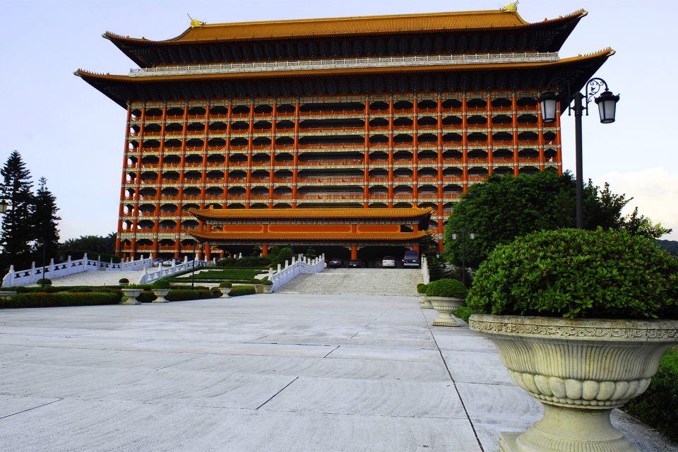 Le Grand Hôtel à Taipei - Taïwan