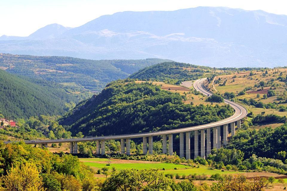 Parco Nazionale del Gran Sasso e Monti della Laga  Abruzzo  Italia