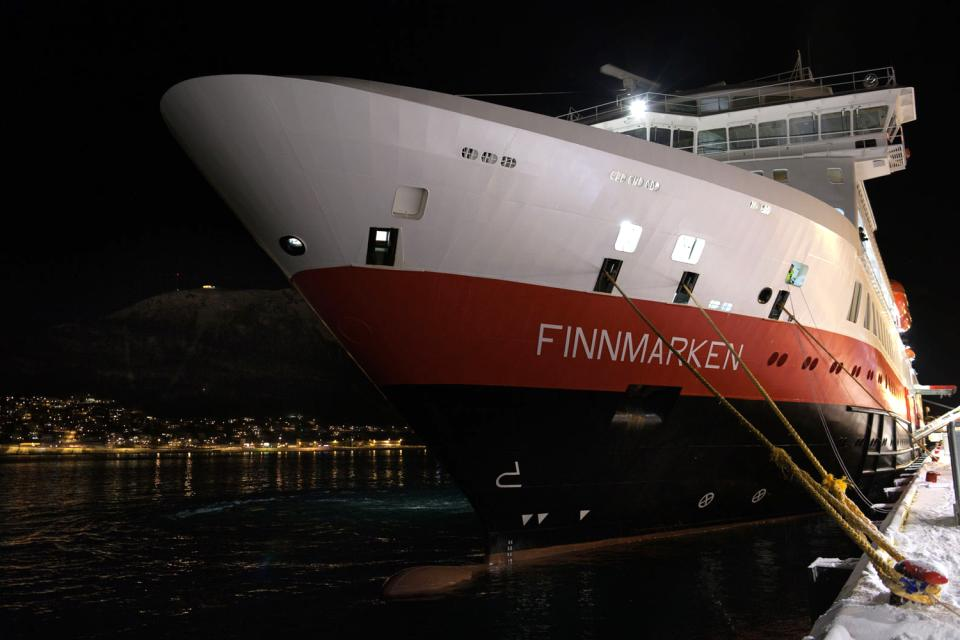 Northern Lights Cruises Southampton