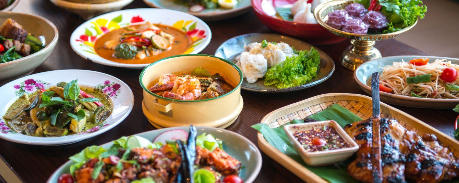 La cucina thai  Thailandia