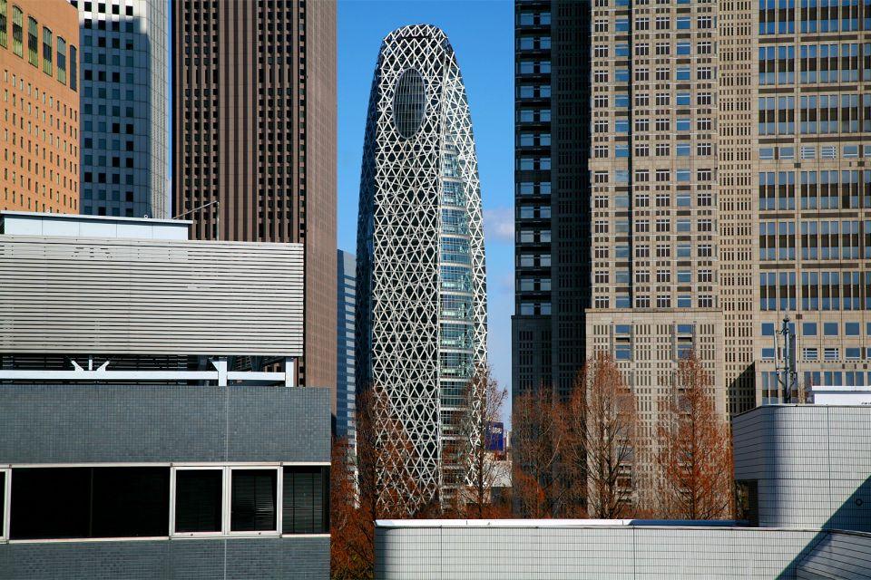 Tokyo i paesaggi urbani  Giappone