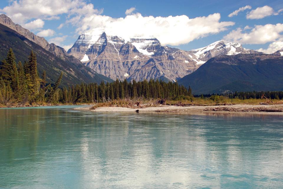 Il Monte Robson  Colombia britannica  Canada