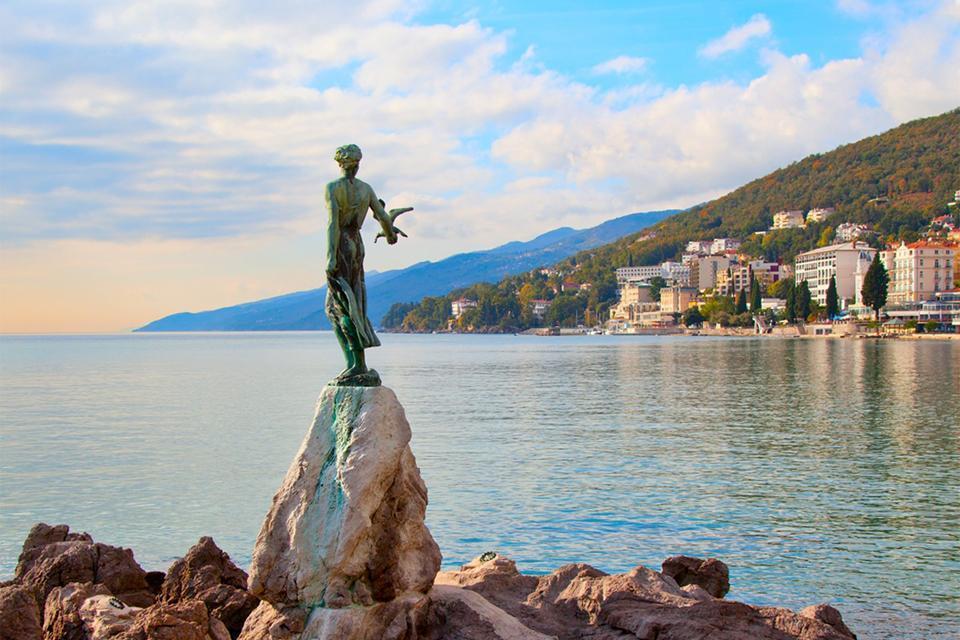 Die zeitgenssische Kunst  Kroatien
