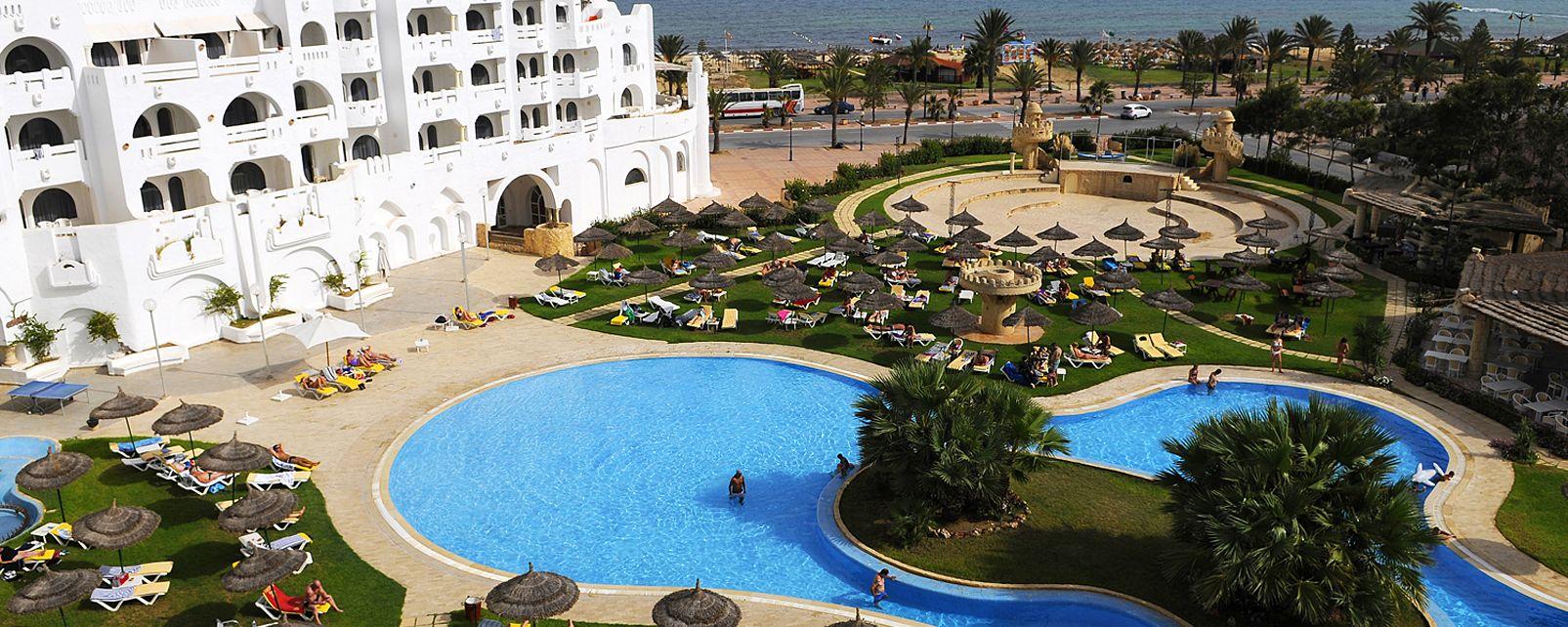 Hotel Lella Baya. Yasmine Hammamet