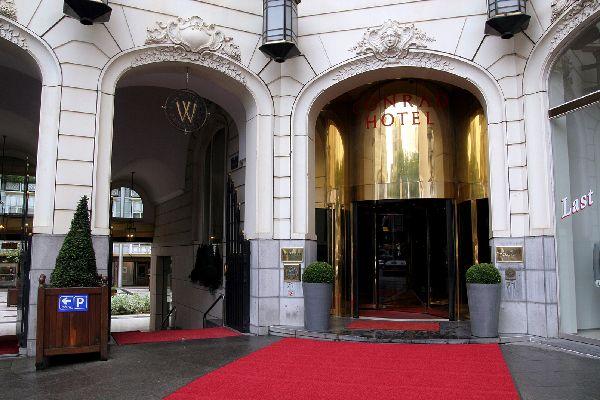 hotel conrad bruxelles