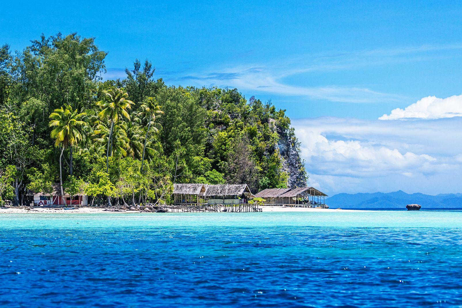Viaggi Papuasia occidentale  Guida Papuasia occidentale con Easyviaggio