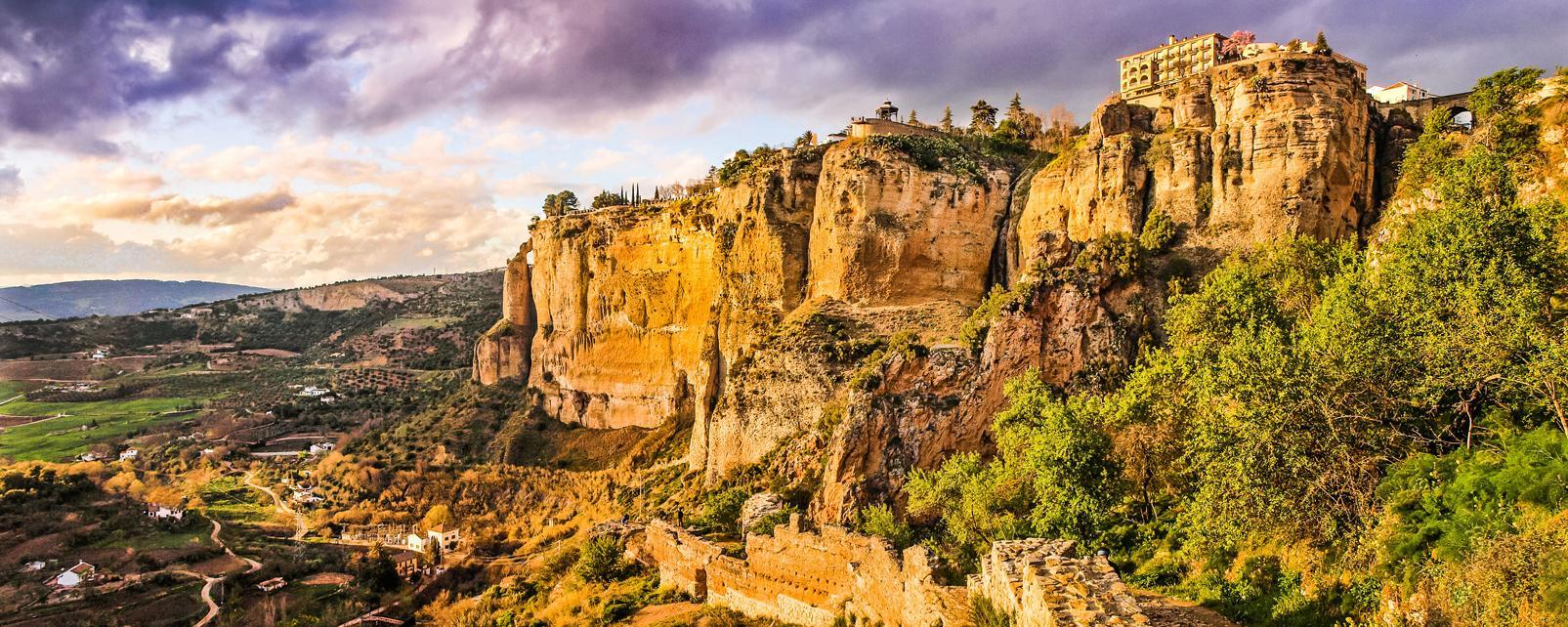 Attrazioni turistiche Andalusia  Cosa vedere cosa visitare