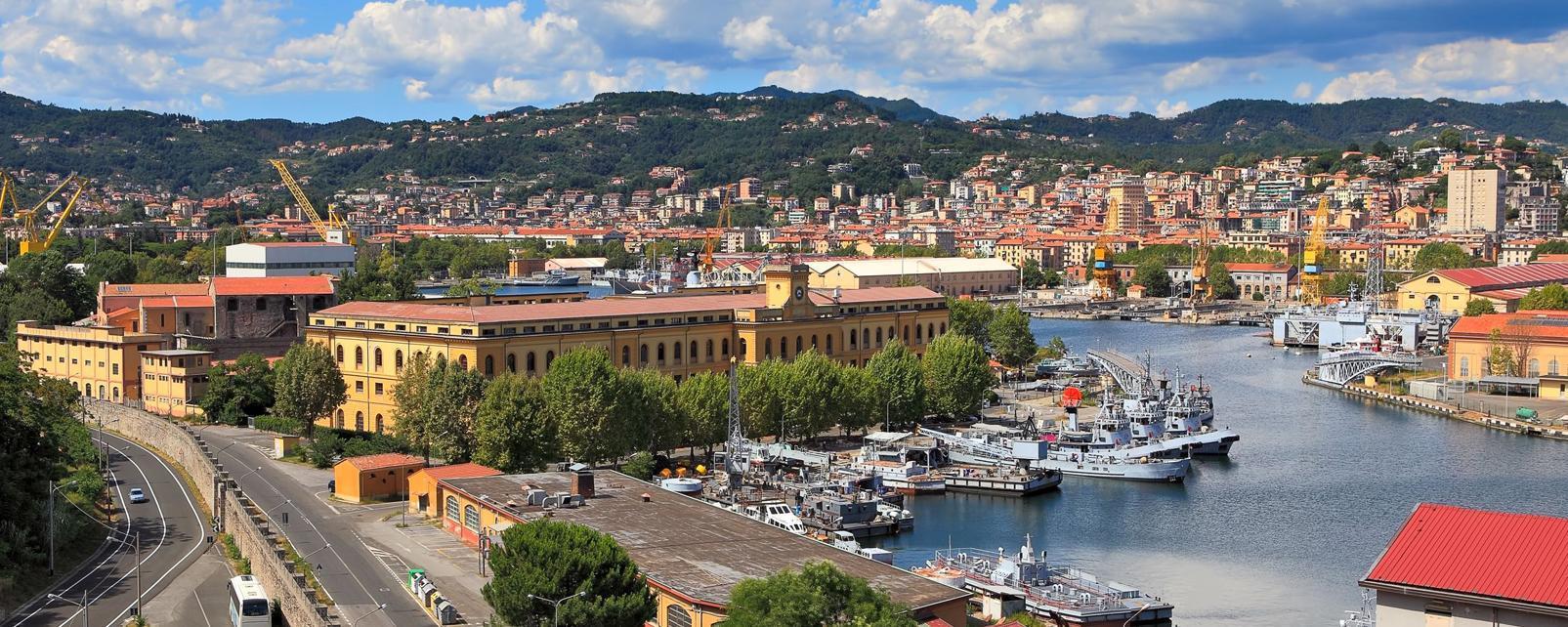 Travel to La Spezia Italy  La Spezia Travel Guide  Easyvoyage
