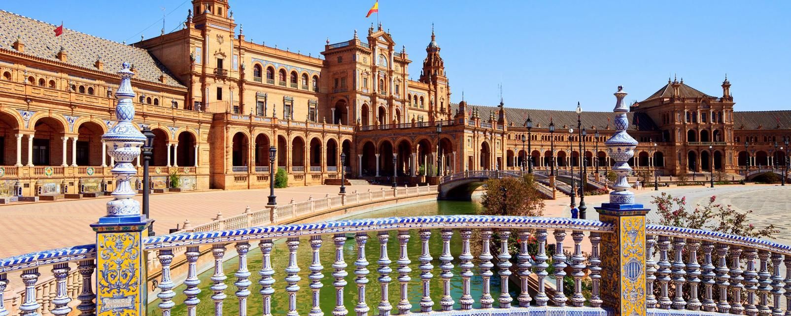 Viaggi Siviglia Spagna  Guida Siviglia con Easyviaggio