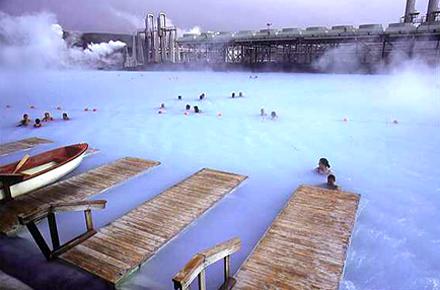 Heie Quellen in Island Japan und Taiwan  Badeurlaub mal