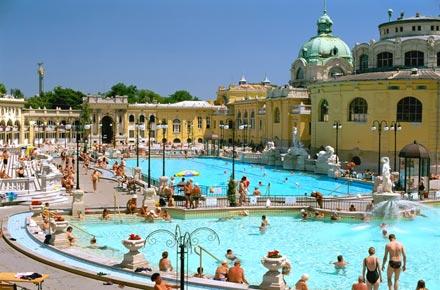 Ungheria dal Balaton a Budapest  Terme unimmersione europea