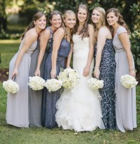 Mismatched Bridesmaid Dresses: Style Tips and 10 Best ...