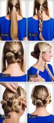 easy wedding updo hairstyles