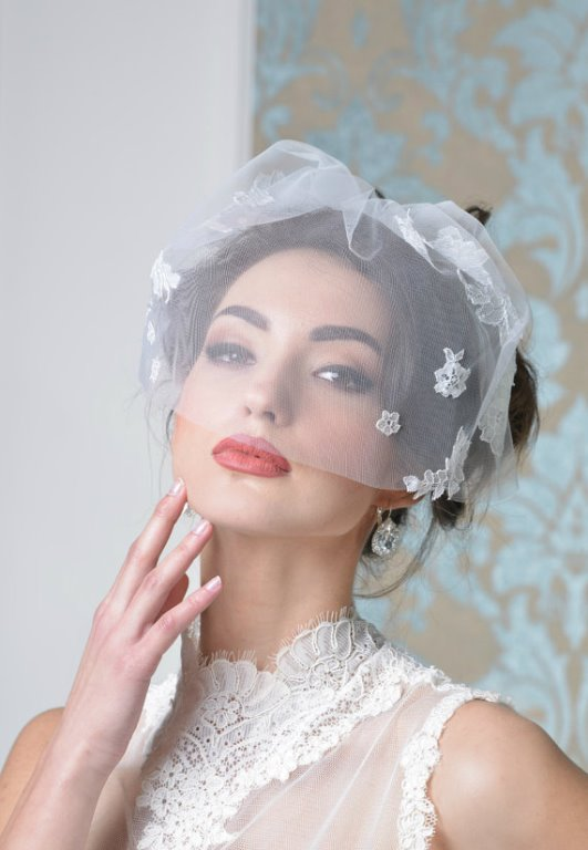 Glam Up Your Look Wedding Hair Accessories For Your Big