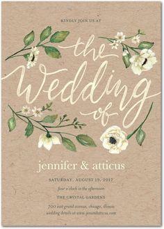 Country Graceful Laser Cut Layered Wedding Invitations With Vintage Keys Ewws049