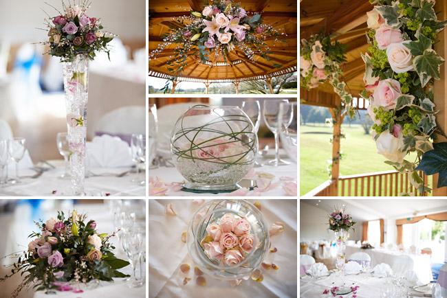 Rustic Casual Wedding Reception Decor