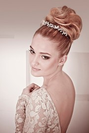 wedding bun hairstyles
