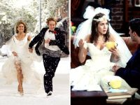 Jennifer Aniston Wedding Dress and Wedding - EverAfterGuide