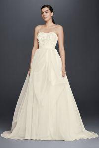 33 Trendiest A Line Wedding Dresses - EverAfterGuide