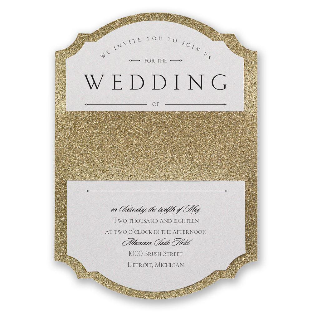 Wedding Invitation Wording Ideas  EverAfterGuide