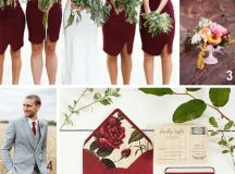 16 Most Refreshing and Trendy Spring Wedding Colors ...