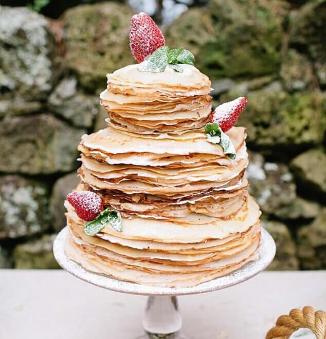 Ditch The Cake 25 Alternatives To Wedding Cake Everafterguide