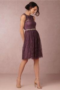 20 Most Elegantly Designed Plum Bridesmaid Dresses ...