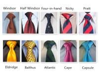 Complete Your Look: 10 Best Wedding Tie Knots - EverAfterGuide