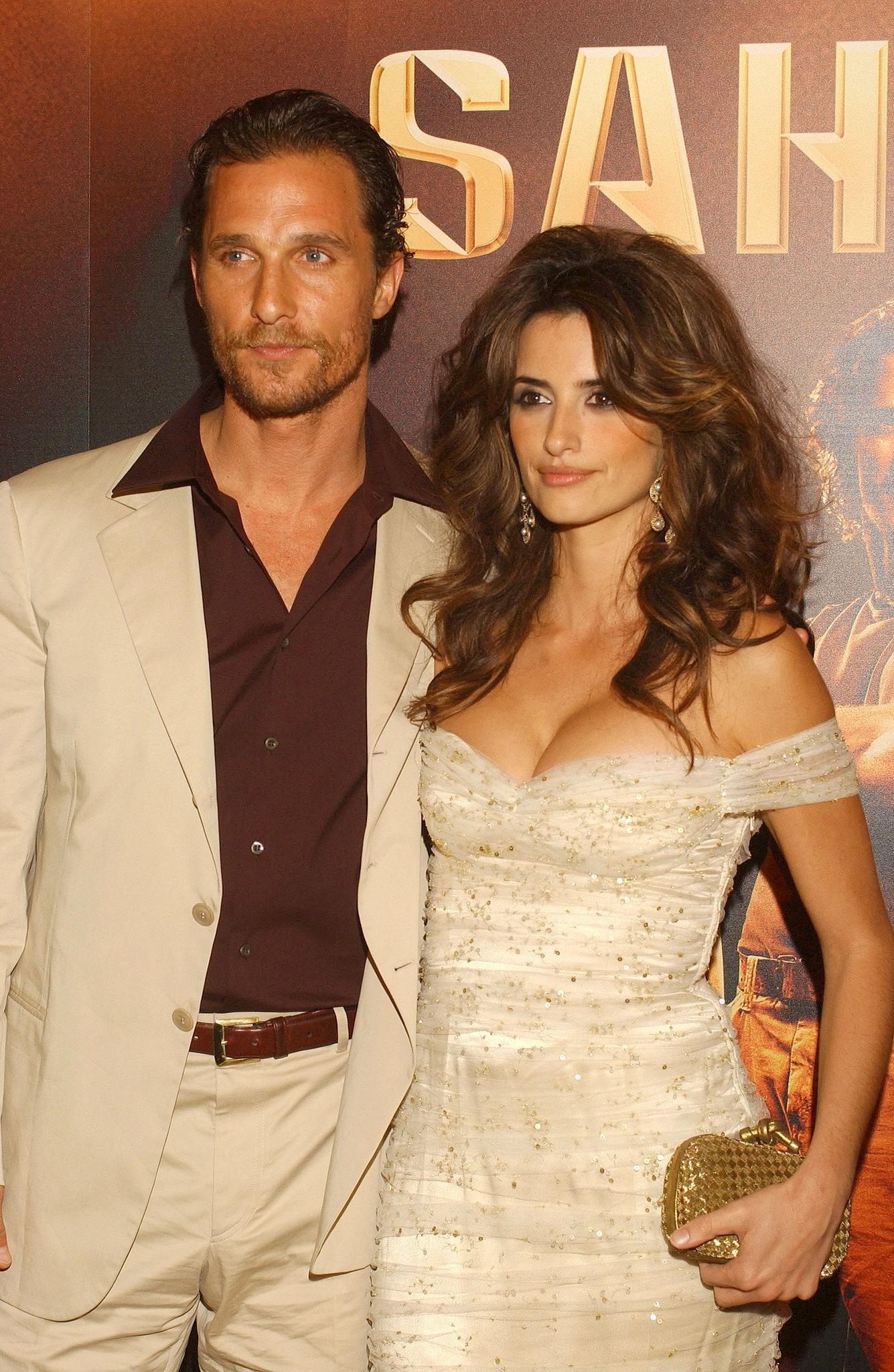Matthew McConaughey And Camila Alves's Love Story