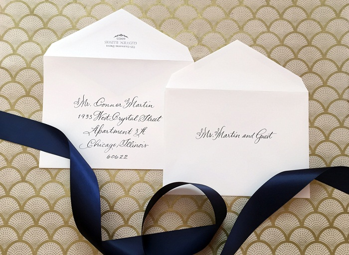 Make Sure You Write Each Guest Name Clearly So They Know Who It Is Intended For And Do Not Get Any Additional Plus Ones Attending The Wedding