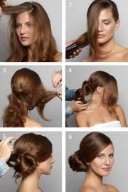 easy wedding updo hairstyles