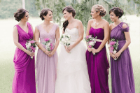 Tips and Top Picks: Orchid Color Bridesmaid Dresses ...