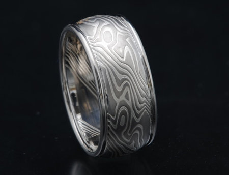 20 Unique Mens Wedding Bands Your Groom Would Love To