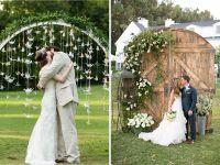 Do It Yourself Outdoor Wedding Ideas. outdoor weddings do ...