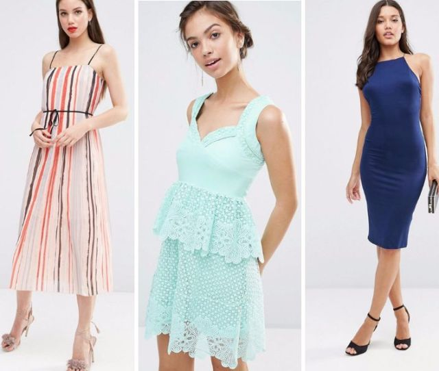 For Her How To Dress To Wedding Receptions In Different Seasons
