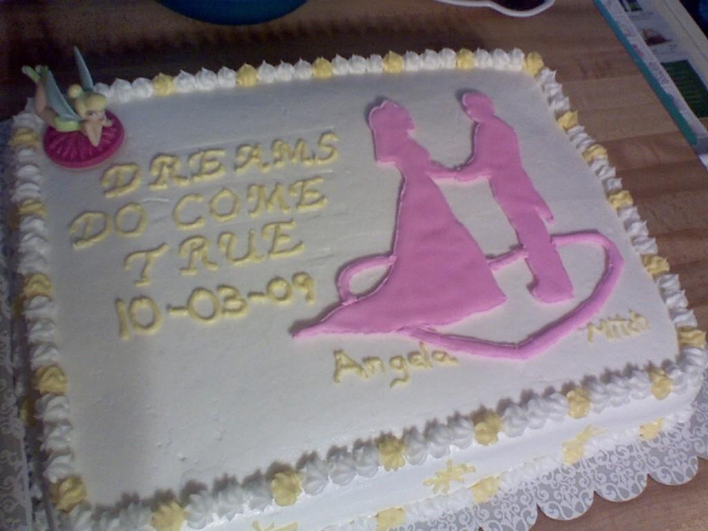 wedding shower cake sayings