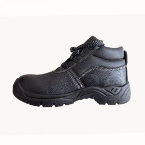 Leather Non Slip Work Shoes