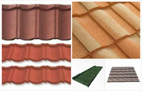 soundproof double roman roof tiles european stone coated metal steel roofing tiles for sale double roman roof tiles manufacturer from china 99668636