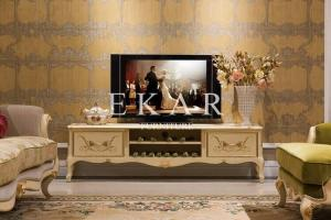 tv stands for living room light pink ideas classic wooden furniture marble stand quality ftv 133
