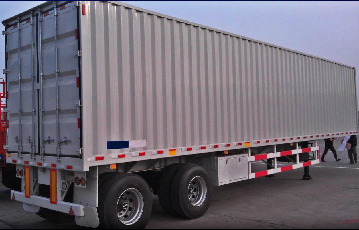 hight resolution of van trailer dry van truck van truck van box trailer wagon trailer dry box trailer closed van trailer closed box trailer heavy box trailer