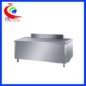 kitchen equipment for sale wooden sink electric gas teppanyaki grill table western quality restaurant