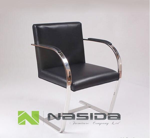bubble club chair replica lounge chairs outdoor nobleness and beauty ludwig mies van der rohe inspired brno flat images